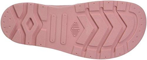 Bout Knit Pampa Whip Rose Rose Femme Sandales Tan Ouvert Slide Palladium L63 Peach Solea qwXStqf
