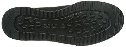 ECCO Fraser, Scarpe da Ginnastica Uomo Nero (Black (Black/Moonless))