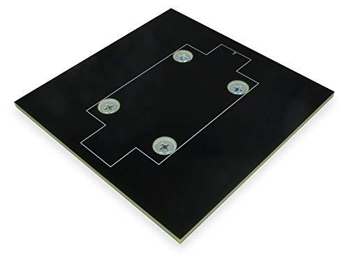 - DIN Rail Mounting Plates, 4.0