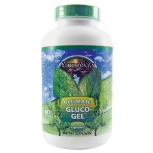 ULTIMATE GLUCO-GEL - 240 CAPSULES 6 Bottles by Youngevity