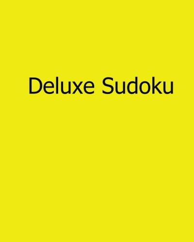 Download Deluxe Sudoku: Fun, Large Print Sudoku Puzzles pdf
