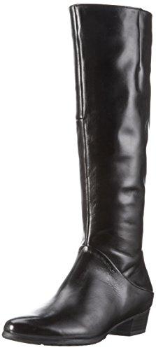 GERRY WEBER G82006 MI24, Botas Altas Mujer Negro (Schwarz 100 )