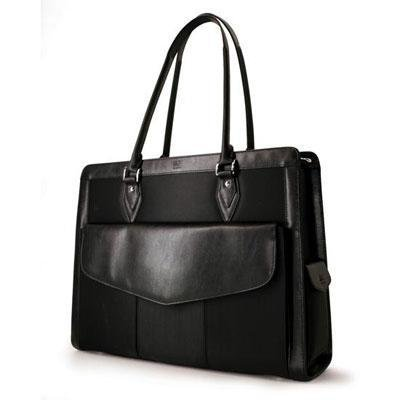 Selected Geneva tote for 17 notebook By