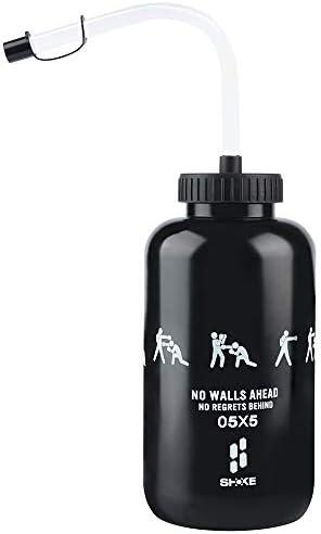 SHOKE Lacrosse Plastic Bottles Football product image
