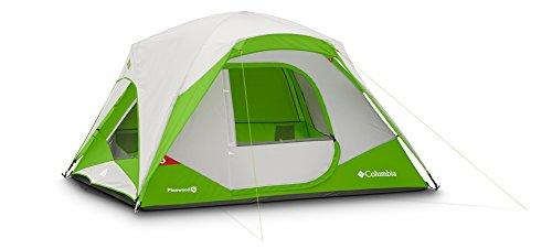 Columbia Sportswear Pinewood 4 Person Dome Tent (Fuse Green)