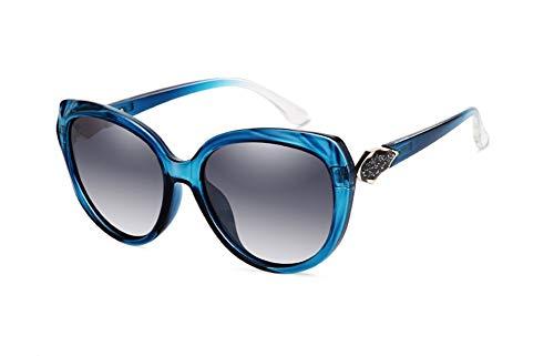 5 De De Driving Sun De Sol Retra Gafas Big Visor Polarizada Protección La Señora La Negra Travel WJYTYJ última La Polarized Clásicas Box Vendimia IwUgpg