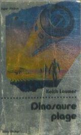 Dinosaure plage par Laumer
