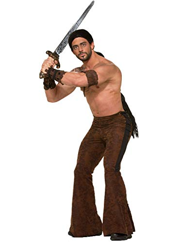 Forum Novelties Medieval Warrior Costume Pants]()