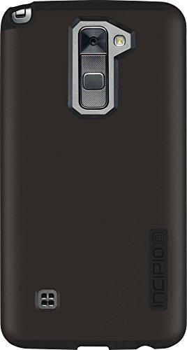 Incipio LG G Stylo 2 Case, [Hard Shell] [Dual Layer] DualPro Case for LG G Stylo 2-Black