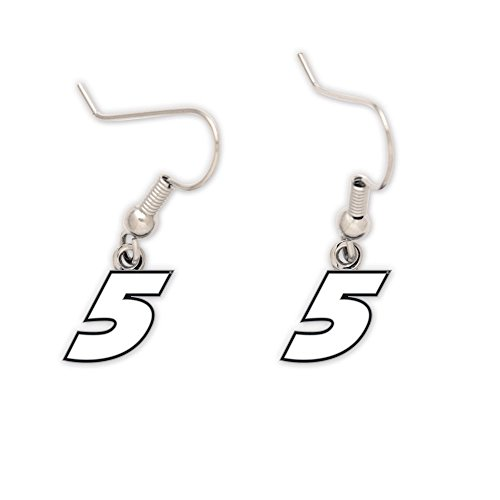 Wincraft Kasey Kahne Official NASCAR .5 inch Earrings