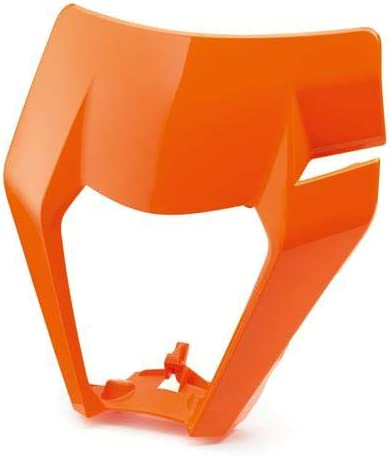2017 XC-W//EXC 79608001000EB Orange KTM Headlight Mask