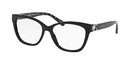 Coach Women's HC6120 Eyeglasses Black/Demo ()