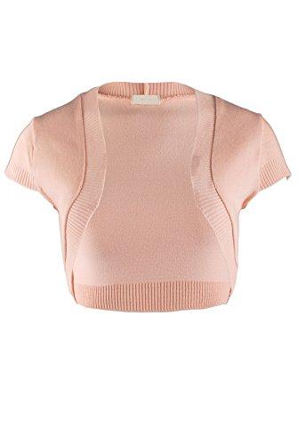 a428605265 ViiViiKay Women Solid Basic Essential Comfy Versatile Bolero Shrug ...