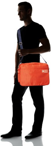 Bolsas Double Am Orange Reglamento 100 Polyester Hombres Pan Shoulder Bag Agent de Bp85WxPqw