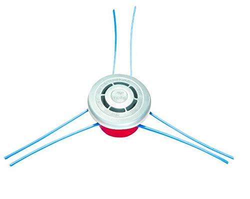 Ama - Cabezal multihilo (3 Hilos) Universal de Aluminio y ...