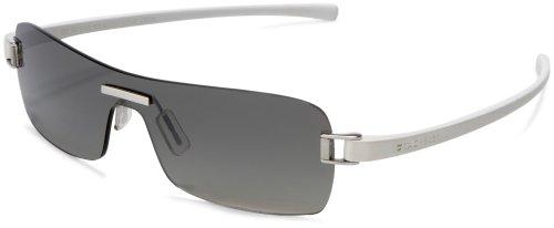 TAG Heuer Club 7504-105 Sunglasses,White Frame/Grey Lens,one size (Tag Heuer Club)