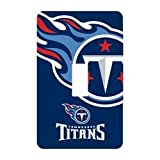 Tennessee Titans Peel-n-stick Light Switch Cover