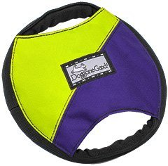 Doggone Good Reduced Price! Flying Treat Tug Frisbee Buy Directly from Manufacturer