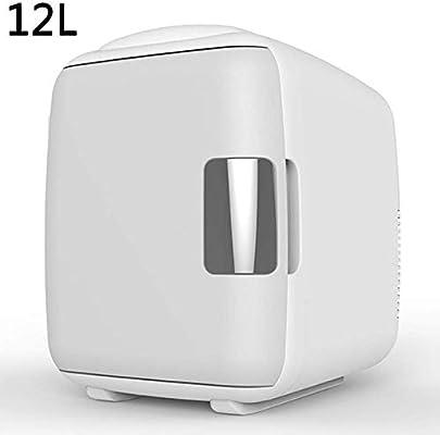 WJSW Mini-Nevera Mini Refrigerador 12V / 220-240V (4L / 9L / 12L ...