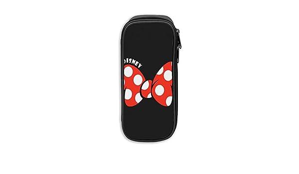 Estuche para lápices de Mickey Mouse y Minnie Mouse, Bolso ...