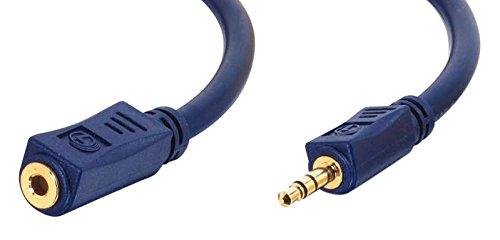 10 metri Cables To Go Cavo di estensione stereo audio M//F 3,5mm