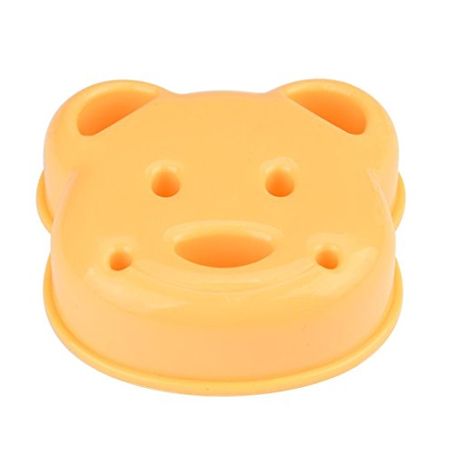 Hunzed Cake Mould, Bear Shaped Mould Sandwich Crust Cutter } { Cake Chocolate Decorating Bakeware Mould } Kitchen Baking Tool Pastry Tool