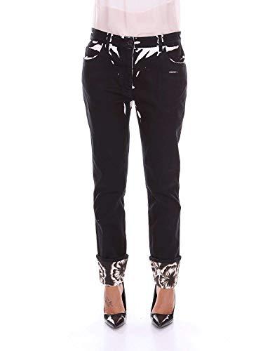 Prada Gfp3921rb5black Jeans Negro Mujer Algodon r5SBcngqr