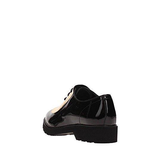 Black para Zapatos Gold Gold Cordones Black 36 Cult de Mujer X1RxqnPw
