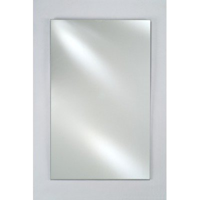 Afina FM2026FBV Frameless Beveled Countertop Bathroom Mirrors, 20