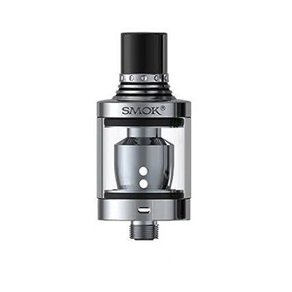 El tanque SMOK Spirals 2 ml (plateada), Sin Tabaco y Sin Nicotina