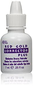 Ardell Hair Color Corrector, Red and Gold, 0.25 Ounce