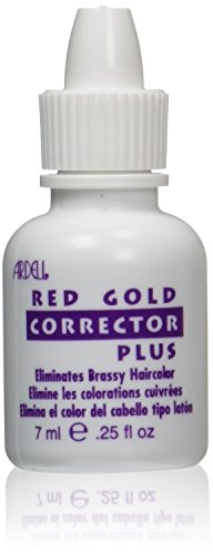 Ardell Hair Color Corrector, Red and Gold, 0.25 ()