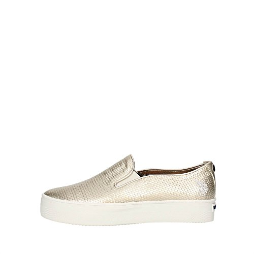 Slip Polo yl1 Trixy4155s7 Or Assn Chaussures on s U Femme 5nxq7XR