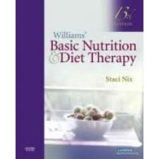 Williams' Basic Nutrition & Diet Therapy 13th (thirteenth) edition