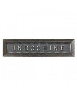 Le Comptoir Des Médailles - Agrafe Indochine Argent - AGOINDOC