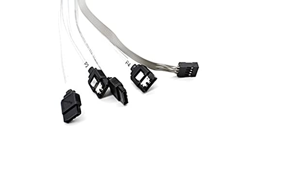 CineRAID SFF-8643 to SFF-8087 0.5 Meter Internal HD MiniSAS to MiniSAS