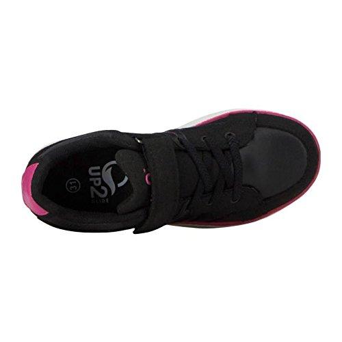UP2GLIDE Chaussures Kidz - Fille - Noir BKAdVHCTNu