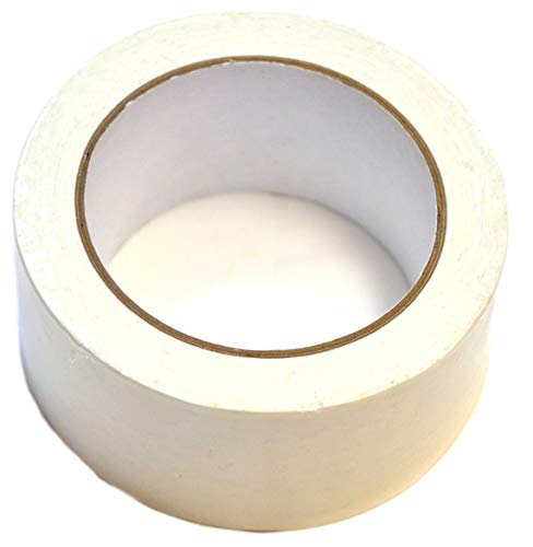 """Dean Flooring Company TPE-090112 Double Sided Heavy Duty Indoor/Outdoor Carpet Tape, 75' Length x 2"""" Width"""