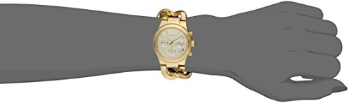 4f8844a8417f Amazon.com  Michael Kors Women s Runway Gold-Tone Watch MK3131  Michael Kors   Watches