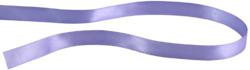 Kel-Toy Double Face Satin Ribbon, 7/8-Inch by 100-Yard, Iris
