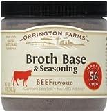 Orrington Farm's Beef Broth Base and Seasoning, 12 Ounce Jar (Pack of 6)