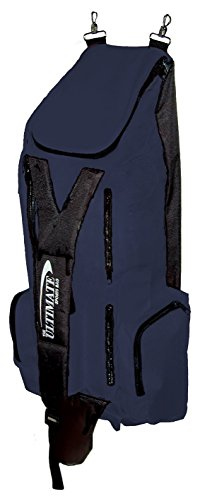 Ryno Ultimate Pro Style Bat Bag, Blue, ()