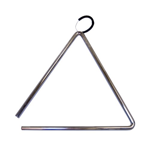 Tycoon Percussion 8 Inch Aluminum Triangle TRI-8