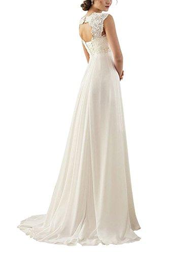 Brautjungfernkleider Schatzhals Damen Beyonddress Abendkleider Brautkleid Lang Hochzeit Partykleider Elegant Rosa vqww10