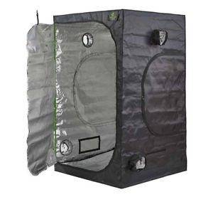 Green Box PRO 1.5m x 1.5m x 2m Grow Tent Silver Mylar Hydroponics Room ACI