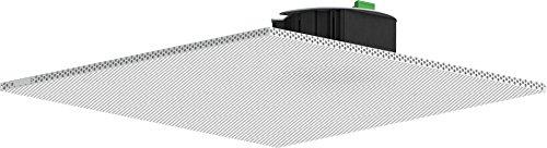 Wahsega 2x2 Drop Ceiling Tile IP Speaker | SIP & Multicast | Paging IP Speaker | PoE | HD Audio by Wahsega Labs