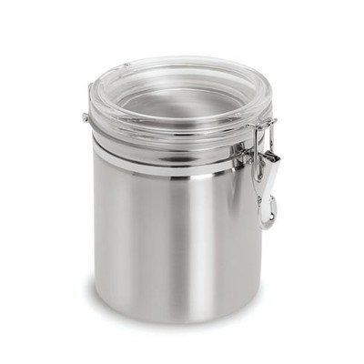 Cuisinox Air Tight Canister, 12 by (Small Kitchen Canister)