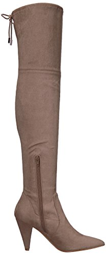 Knee Norris Womens Over Taupe Boot Womens Over GUESS The GUESS The Norris qazHFwx