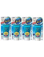 Biore UV Aqua Rich Watery Essence SPF50+ / PA++++ 50g 2017 new model / 1.75oz ( set of 4 ) ()