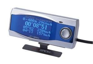 APEXi 405-A916 Rev Speed Meter by APEXi